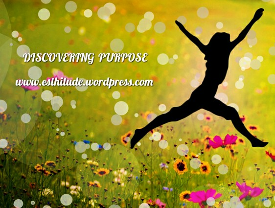 Discovering purpose