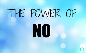 Power of No