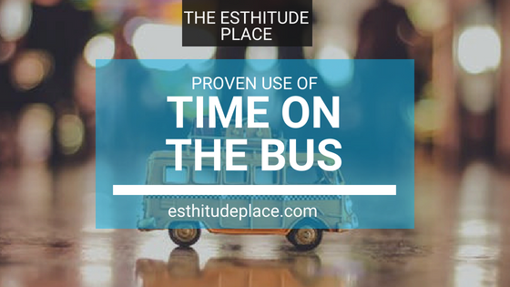 time on the bus
